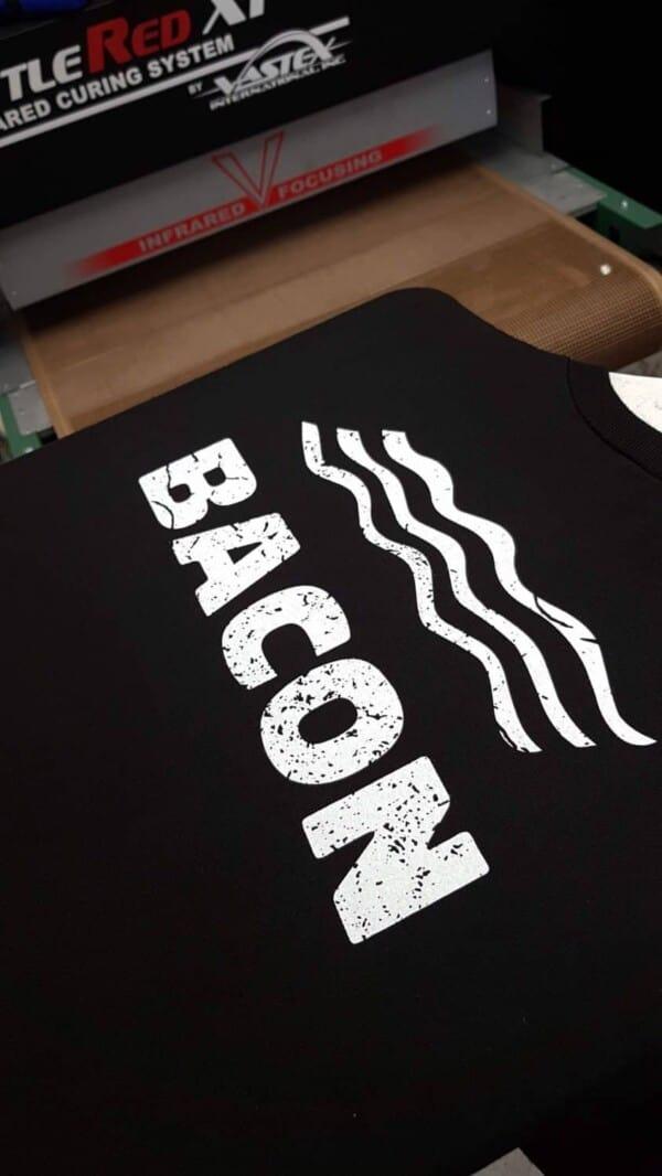 tshirt de bacon, bacon shirt