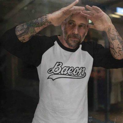 Bacon Québec tshirt