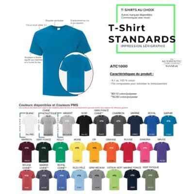 t-shirt standard Madjx