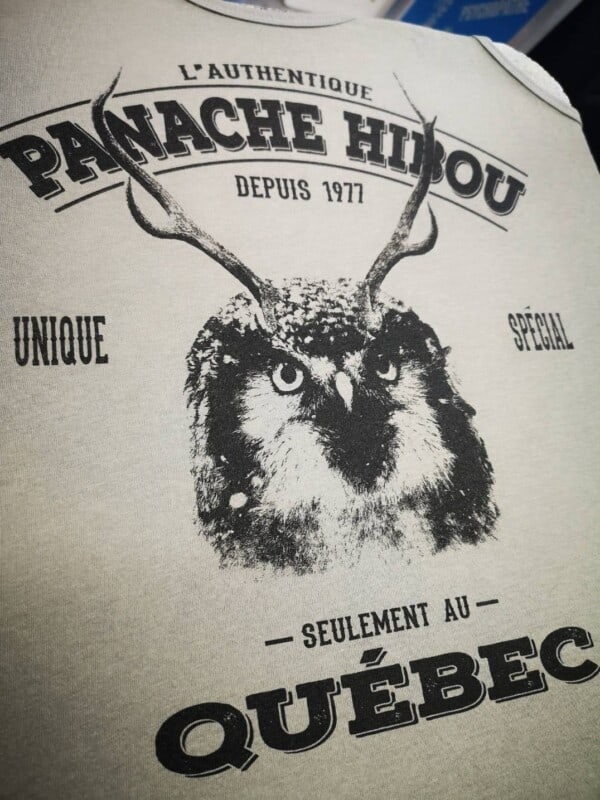 Camisole pour femme Panache hibou l authentique 4