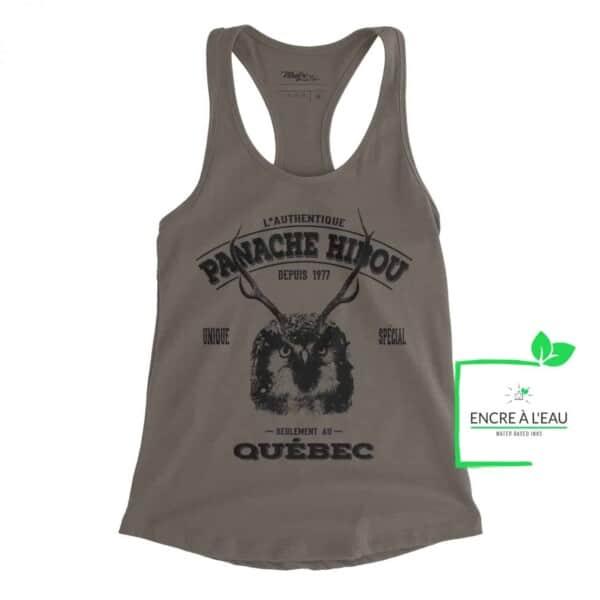Camisole pour femme Panache hibou l authentique 1