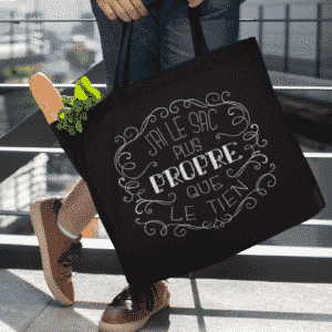 Les sacs d'épicerie Madjx Tee 2