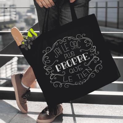 Les sacs d'épicerie Madjx Tee 1