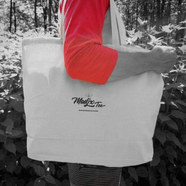 sacs d'épicerie réutilisable-en-coton
