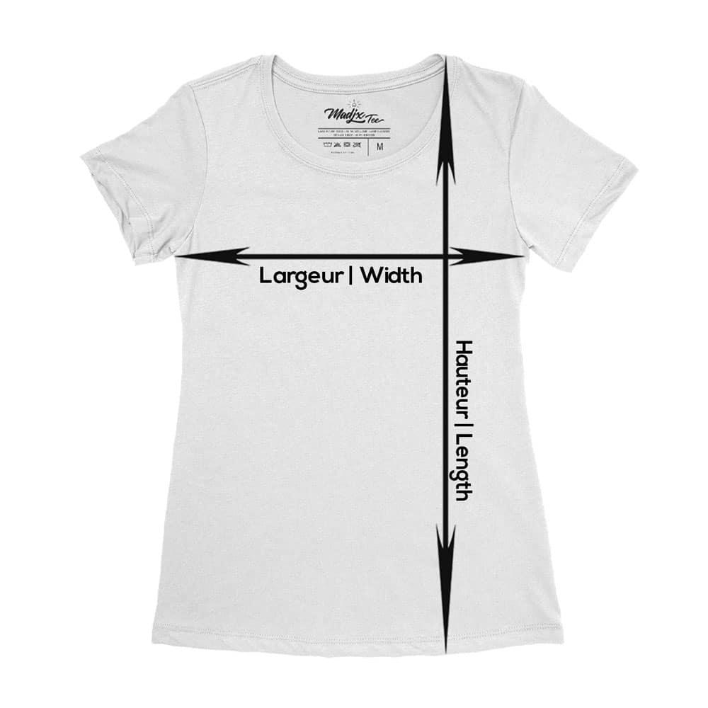 Comment mesurer un T-Shirt ? 1