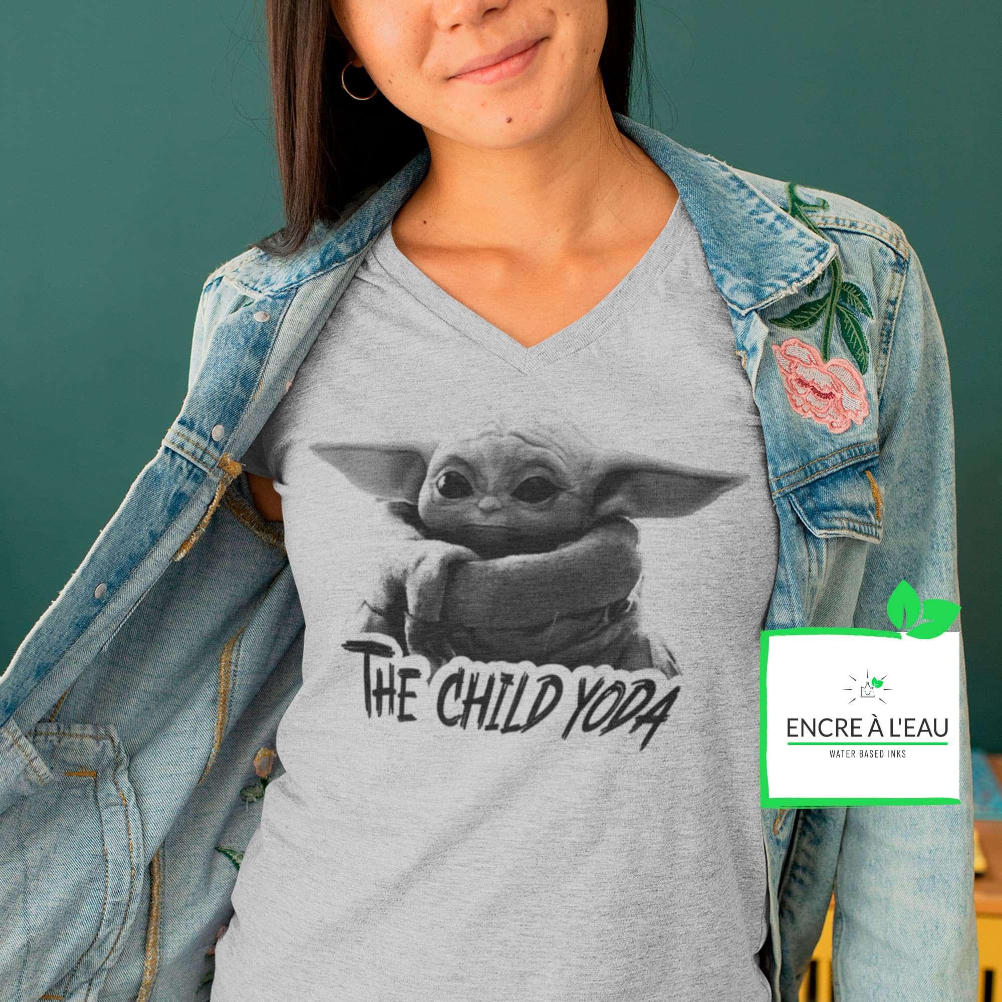 The Child YODA tshirt pour femme