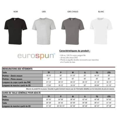 5 T-shirts Sérigraphie homme et/ou femme 7