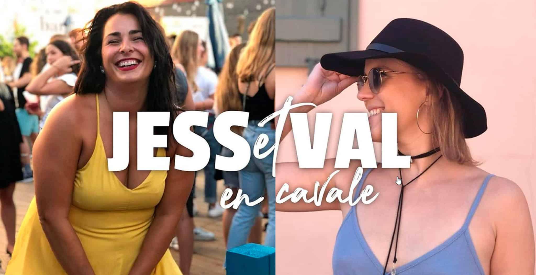 Jess & Val en cavale T shirt jess et val en cavale Vendeur