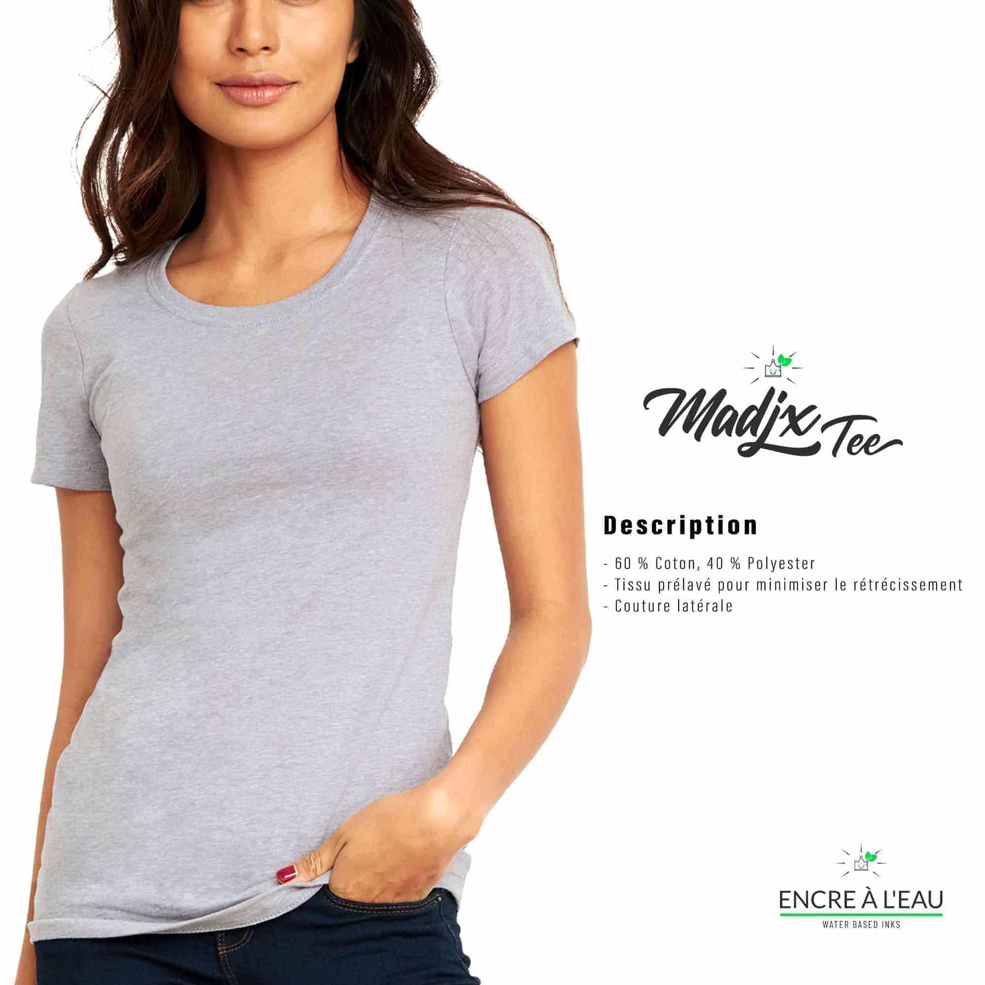 Mords moé pas! tshirt pour femme t-shirt chien Berger Allemand papillon 2