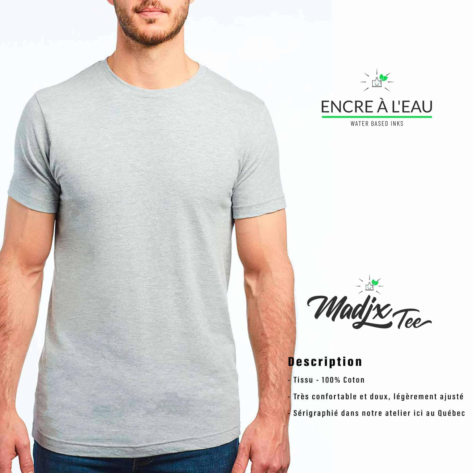 #çavabienaller t-shirt pour homme 3