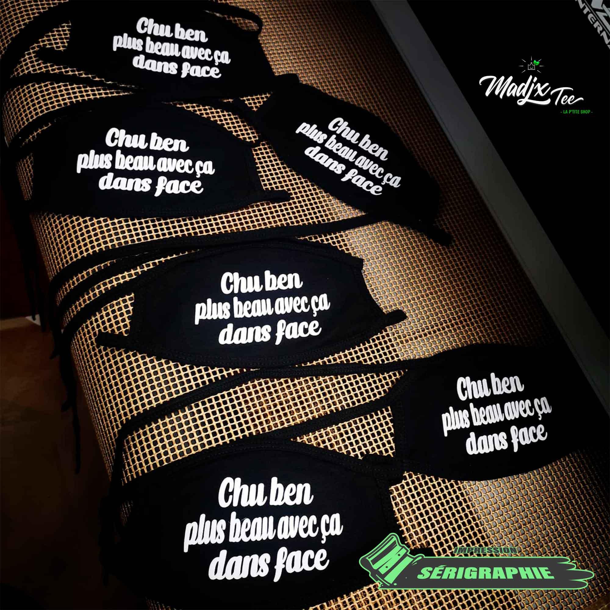 Masque Québecois