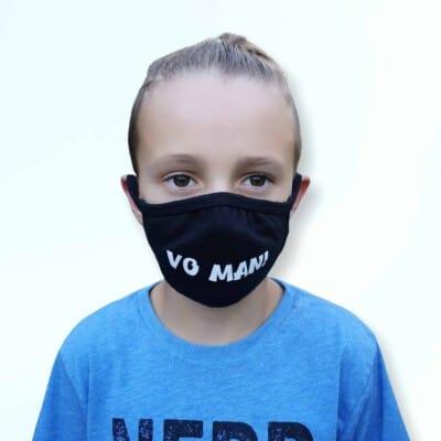Masque d'enfant Québec