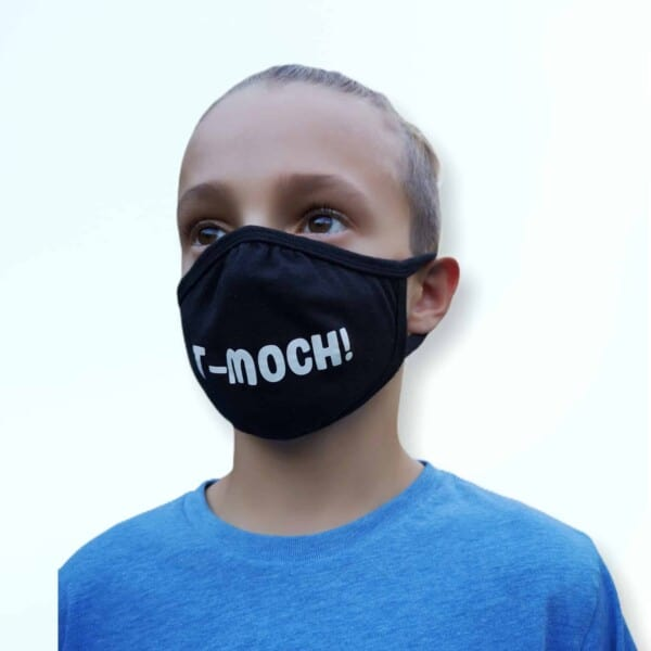 Masque d'enfant Québécois