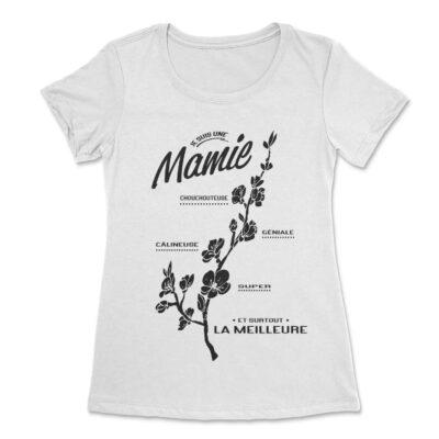Je suis une mamie t-shirt 6
