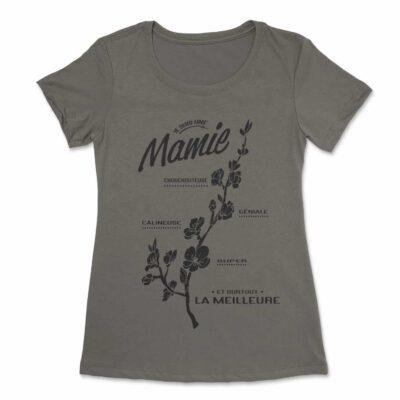 Je suis une mamie t-shirt 9