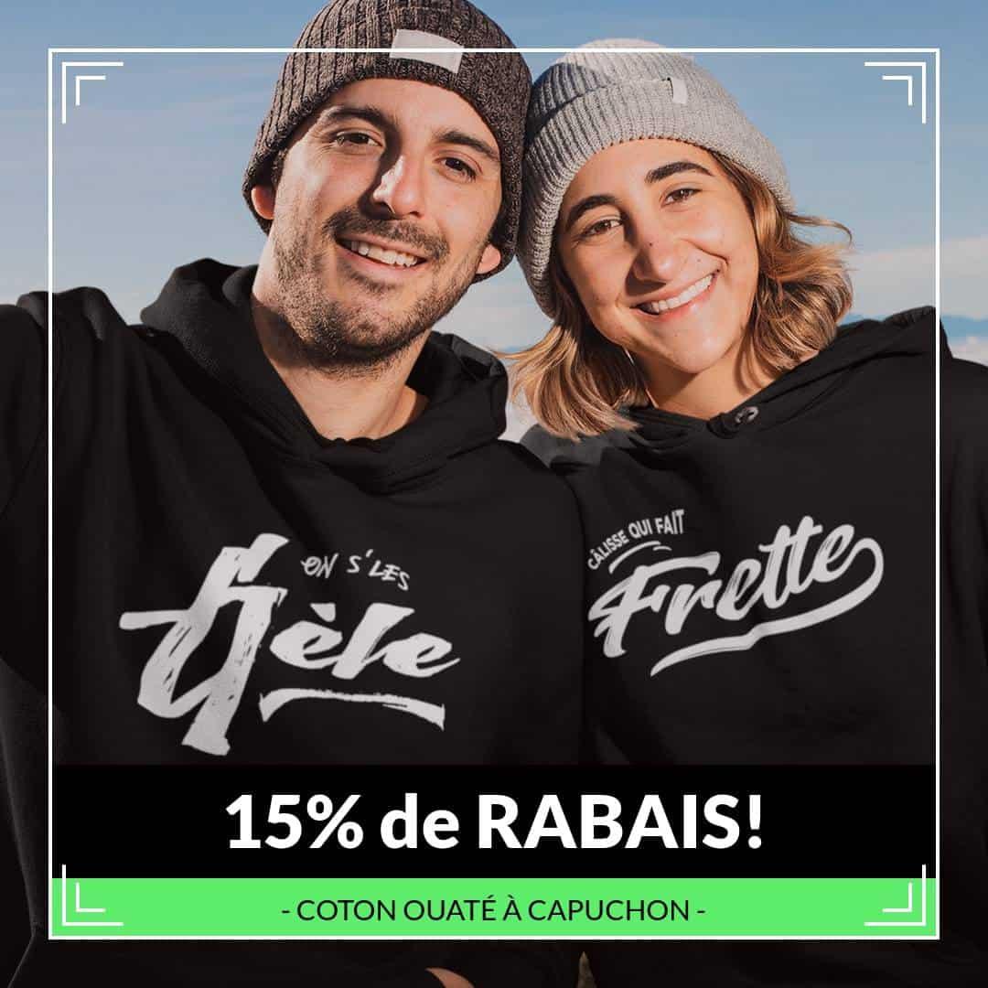 coton ouaté Québécois pas cher