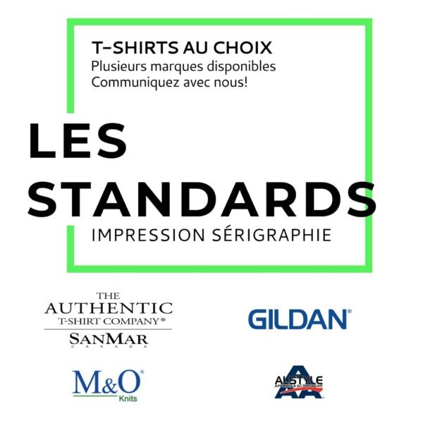 25 T-shirts Sérigraphie pour femme 1